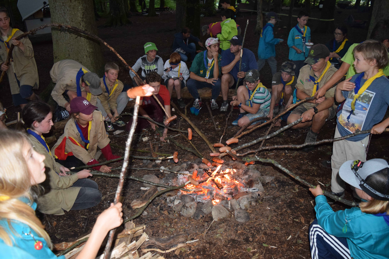 Site de rencontres d'un boy-scout avec l'amour